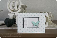 Stampin Up!  Paulines Papier