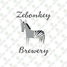 Zebonkey Brewery near Stellenbosch has a colourful history that matches their equally colourful beer, brewed on DelVera Farm just outside town. Beer Industry, African Crafts, Craft Beer, Brewery, South Africa, Shit Happens, History, Historia, Home Brewing