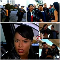 """140 Likes, 4 Comments - @cametogivelove on Instagram: """"Aaliyah talks on her joint fight scene with Jet Li inRomeo Must Die  He(Jet Li)made sure I was…"""""""