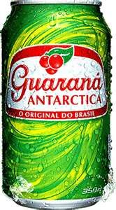 The Brazilian national soft drink. When our students go to Brazil in January, they will have this at almost every meal.