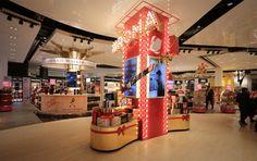A&T Consulting - Aelia Duty Free | Avancorpo T3 Aeroporto Fiumicino - A&T Consulting  #AeliaDutyFree #Fashion #Luxury #Retail #Shop #Travel #WalkThrough #Brand #Interior #Architecture #Airport #AvancorpoT3 #ATConsulting
