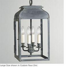 Gorgeous rustic lighting fixture