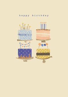 Leading Illustration & Publishing Agency based in London, New York & Marbella. Happy Birthday Art, Birthday Wishes For Friend, Birthday Wishes Quotes, Happy Birthday Images, Happy Birthday Greetings, Vintage Birthday, Birthday Messages, Birthday Cards, Funny Birthday