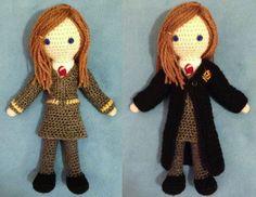 Amigurumi Ginny Weasley