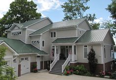 Tin Roofs for Houses Colors   Commercial Metal Roofing South Bend, Elkhart, Goshen Metal Roofing ...