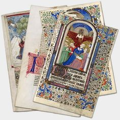 Digital Library of Illuminated Manuscripts