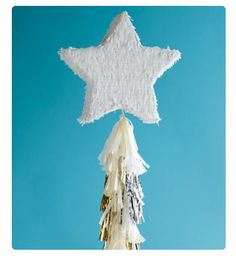Star and Tassel Piñata modern with a classic twist by VivaLaFiesta