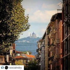 """""""#superga dalla città"""" Torino raccontata da socialroby per #inTo"""