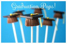 STUNNING COLLEGE GRAD PARTY ONA PENNIES | college graduation party graduation ideas 2011 centerpieces party ...