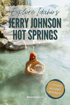Jerry Johnson Hot Springs in Central Idaho is one of the coolest hot springs in Idaho! We're sharing how to get to the Lolo Pass area, what to pack for your hot springs day hike, and nearby hot springs near Missoula and North Idaho. Save this post for your next beautiful Idaho road trip! #westcoast #roadtrip #americanroadtrip #idaho #PNW #hotsprings #idahohotsprings #mountains #lolopass #missoula Pacific Ocean, Pacific Northwest, Lolo Pass, Idaho Hot Springs, Sawtooth Mountains, Craters Of The Moon, Coeur D'alene, Day Hike, What To Pack