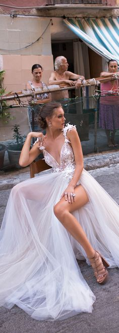 MUSE Sicily wedding dress collection by @berta