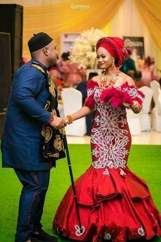 Today we bring you the fifty-third episode of our Asoebi Wedding Styles Collection series, Asoebi Styles Collection African Bridal Dress, African Lace, Bridal Dresses, African Inspired Fashion, African Fashion Dresses, Igbo Bride, Igbo Wedding, Nigerian Lace, Cute Couples Goals
