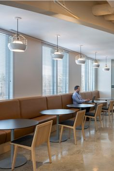 Interior by Stantec. Image by Attic Fire Photography. Lighting designed by Jonah Takagi for Roll & Hill Fire Photography, Photography Lighting, Roll Hill, Bluff City, Attic, Lighting Design, Offices, Virginia, Automobile
