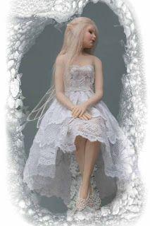 . ........Art dolls by Claudine Roelens........: workshop pop 28cm , workshop 28cm doll
