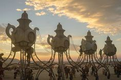 Victor Habchy revient du Burning Man Festival et nous offre des images d'un autre monde
