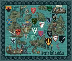 Las Islas de Hierro.