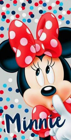 Wallpaper - Papeis de parede para celular: Wallpaper Minnie - Best of Wallpapers for Andriod and ios Disney Mickey Mouse, Natal Do Mickey Mouse, Mickey Mouse E Amigos, Retro Disney, Mickey Mouse Christmas, Mickey Mouse Cartoon, Mickey Mouse And Friends, Disney Art, Walt Disney