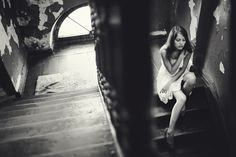 Alice (stairs) by Katerina SOKOVA, via 500px