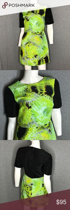TIBI New York Printed Dress TIBI New York Printed Dress Tibi Dresses Mini