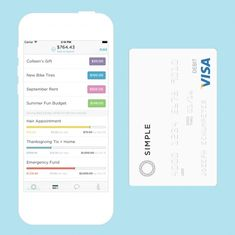 Use this app to keep track of your spending habits and saving goals.