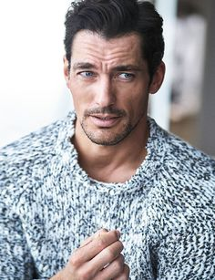 New David Gandy for @codigo_unico  by @hunterandgatti