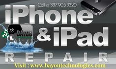 Are you searching for Iphone,iPad repair in Lake Charles Louisiana? Contact us with experienced staff to help you, you can depend on Bayou Technologies to get your iPhone repair completed quickly.