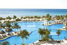 Mayan Palace Riviera Maya.   My favorite resort.