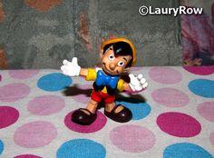 PINOCCHIO. https://www.facebook.com/Disneycollecbell%20/photos/?tab=album&album_id=1083514865063536  by ©LauryRow.
