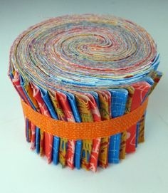 "Japan Day Jelly Roll Cotton Fabric Quilting 21 2.5"" Strips Patchwork Stash"