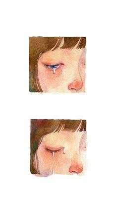 23 New Ideas illustration art girl fantasy Art Inspo, Kunst Inspo, Inspiration Art, Art Triste, Anime Triste, Art Anime, Anime Kunst, Art And Illustration, Art Illustrations