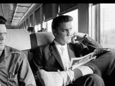 "Rare ""ELVIS PRESLEY INTERVIEW"" May 16th 1956, Little Rock Arkansas;  INTERVIEWED BY RAY GREEN via youtube"
