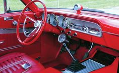 Photo Feature: 1963 Ford Fairlane - The Daily Drive 1960s Cars, Ford Torino, Body Figure, Ford Fairlane, Car Interiors, Automobile Industry, Dashboards, Ford Motor Company, Car Photos