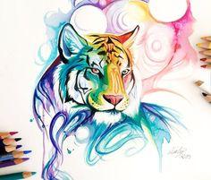 Resultado de imagen para dibujos artisticos a color