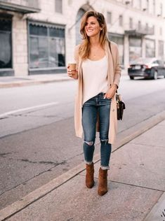 Brown Ankle Boots Outfit, Ankle Boots Outfit Fall, Winter Boots Outfits, Fall Outfits, Casual Outfits, Fashion Outfits, Ankle Boots Style, Emo Fashion, Ankle Boot Outfits