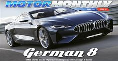 The replacement for the BMW coupe has been revealed, in concept form. See photos of the new BMW Concept and read more about the shapely coupe at Car and Driver. Bmw Concept, Mercedes Hybrid, Mercedes Amg, 3 Bmw, Bmw M3, Bmw 328i, Moto R1, Nova Bmw, Carros Bmw