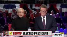 Morning Joe BREAKING NEWS: NBC news project Donald Trump, the next presi...