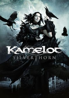 #Kamelot Silverthorn Poster Flag for your home. Click through for info