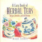 #book  A Cozy Book of Herbal Teas Recipes Remedies and Folk Wisdom