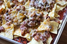 Tortilla chips topped with a fantastic chili made from five beans, steak and sausage makes this the easiest (and tastiest!) nachos I make. My kids ask for these at least once a week and they insisted I take a picture and blog their favorite lunch today. They made me grin; so of course I obligedRead More