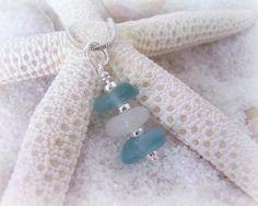 Seaglass Jewelry Pendant
