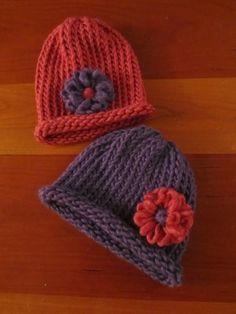 super cute knit hats