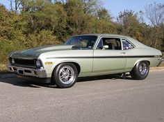 1971-72 Chevrolet Nova Rally Maintenance/restoration of old/vintage vehicles: the material for new cogs/casters/gears/pads could be cast polyamide which I (Cast polyamide) can produce. My contact: tatjana.alic@windowslive.com