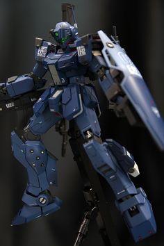 Custom Build: MG 1/100 GM Sniper II [Revised] - Gundam Kits Collection News and Reviews