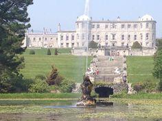 Powerscourt Gardens. #Castles #Ireland