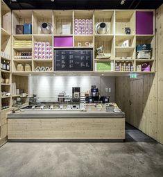 organic food store decor
