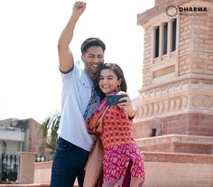 Finding The Best Backpacking Pillow Bollywood Couples, Bollywood Actors, Bollywood Celebrities, Celebrity Singers, Celebrity Couples, Alia Bhatt Varun Dhawan, Aalia Bhatt, Alia And Varun, Cutest Couple Ever