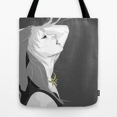 breath Tote Bag by SEVENTRAPS | Society6