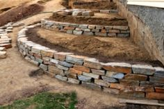 Retaining Wall ║Gardens
