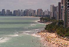 Boa Viagem, Recife. Guia de Recife   Ricardo Freire   Viaje na Viagem