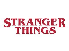 Stranger Things Tittle